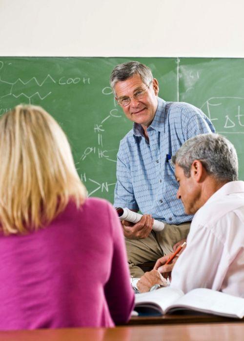 Public Speaking Training For Teachers